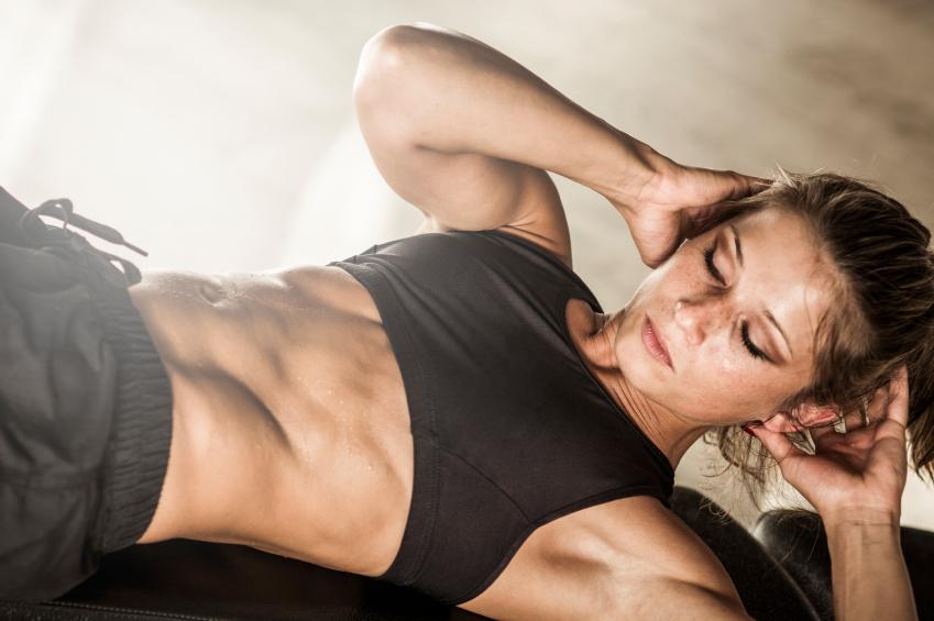 Exercícios abdominais Mitos e verdades