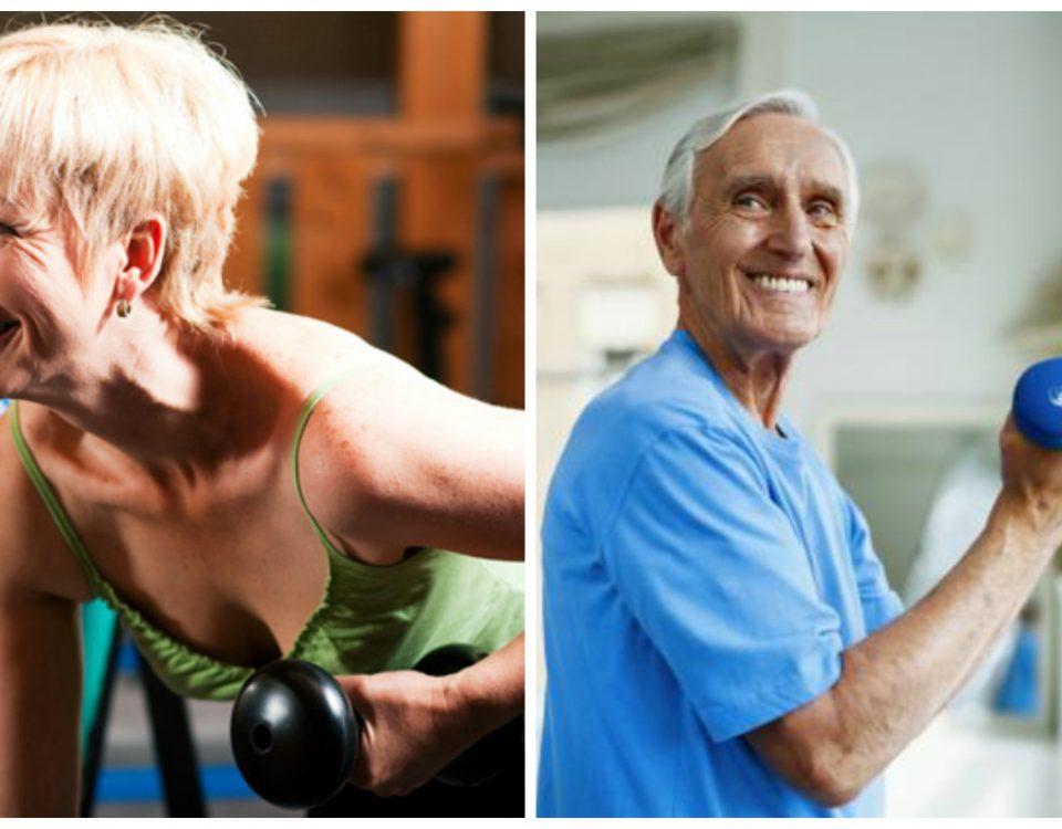 Musculação e treinamento aeróbio no tratamento do mau de Alzheimer