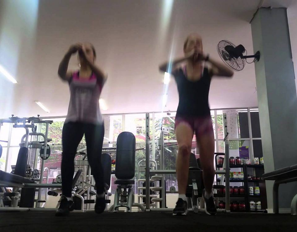 Treino pliométrico para ganhar força e massa muscular