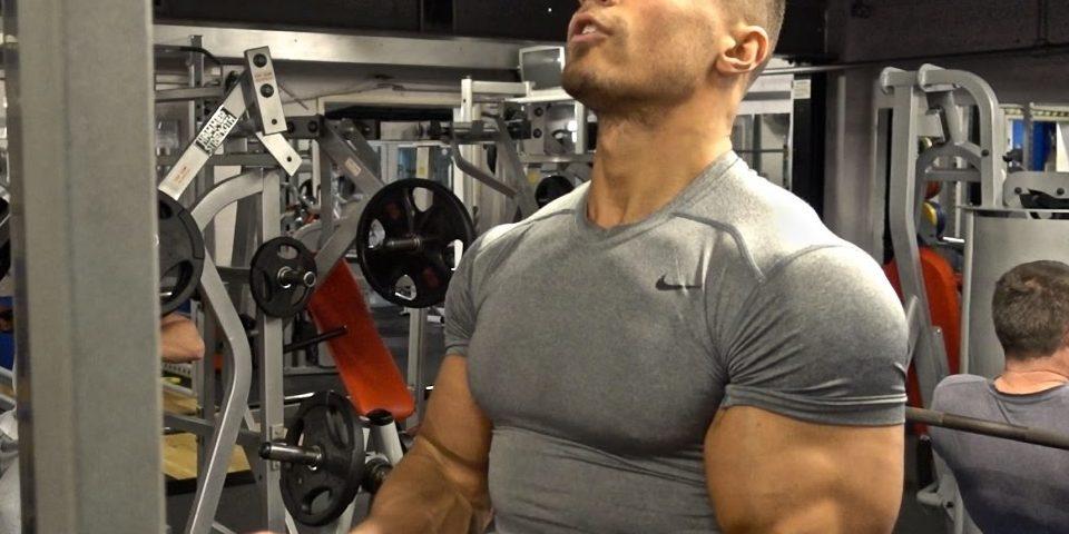 treino de b237ceps 5 exerc237cios para fazer seu b237ceps explodir