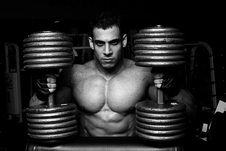 Drop Set na musculação, série AB completa para ganhar massa