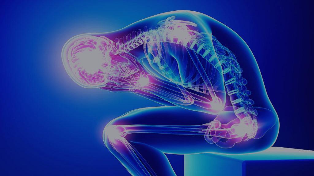 De leve sintomas fibromialgia