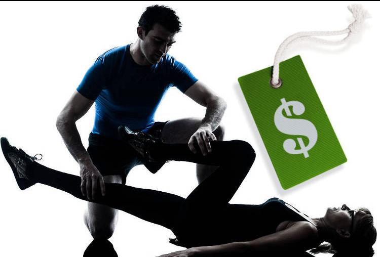 preço do Personal Trainer