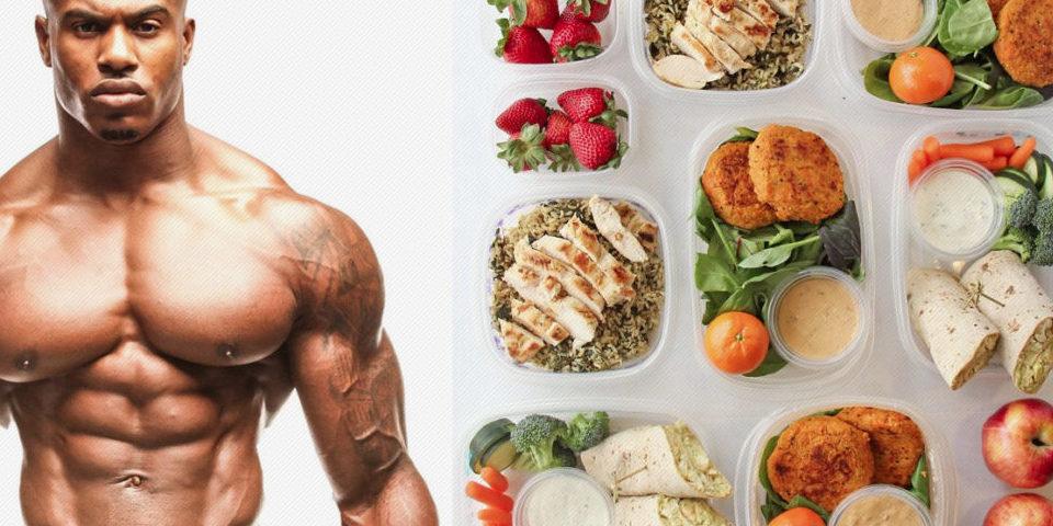 dietas para perder peso y ganar masa muscular